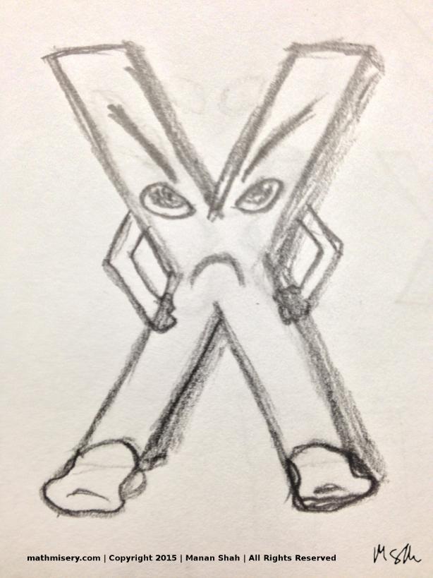 Angry X